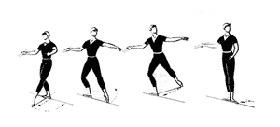 Amateurs ronds en action